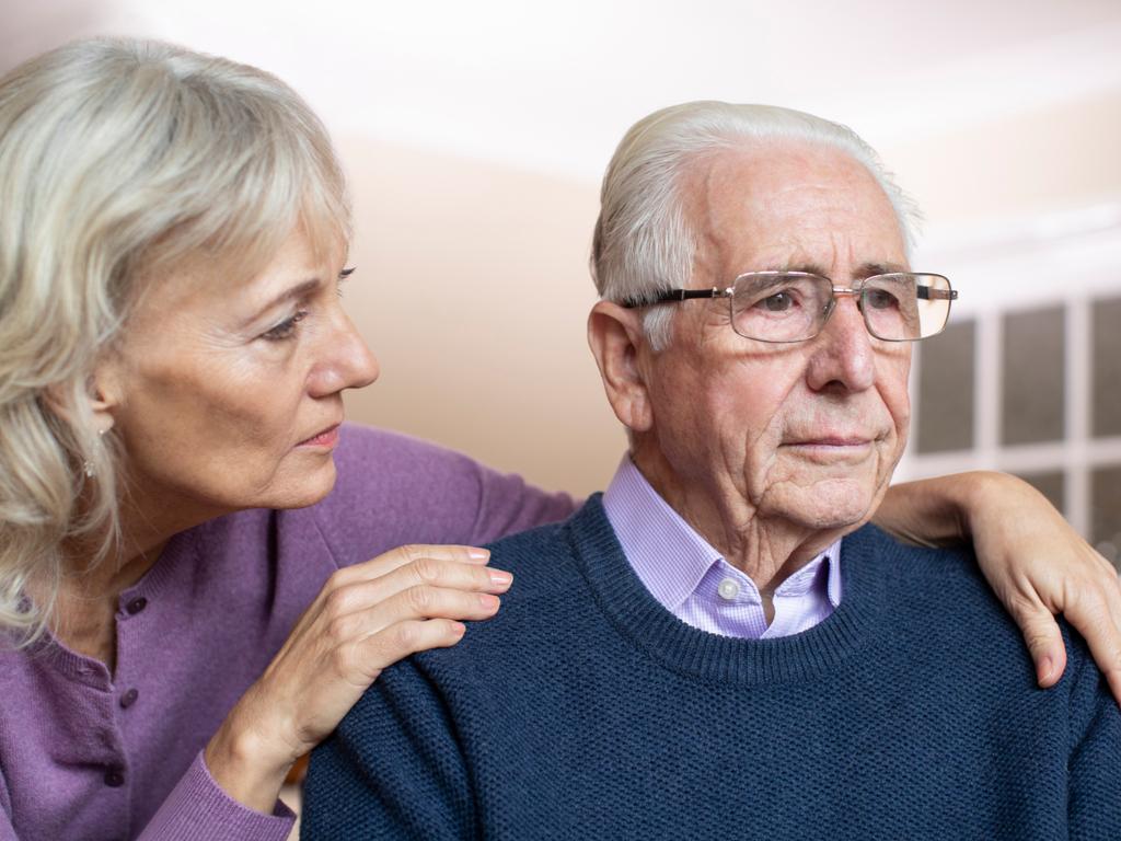 Angehörige Demenzerkrankte, Sorge um Angehörige mit Demenz