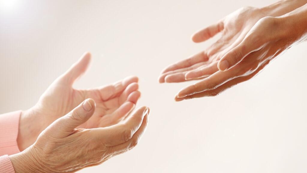 Empathie Betreuungsassistent, Sozialkompentenz Betreuungsassistent, Geduld bei Personen mit Demenz
