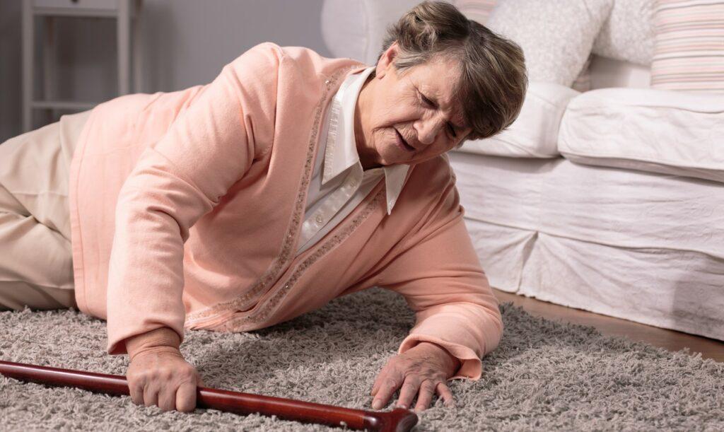 Unfall Senioren dokumentieren, Dokumentation von Besonderheiten bei Senioren, Zustand dokumentieren bei Erkrankungen von Senioren